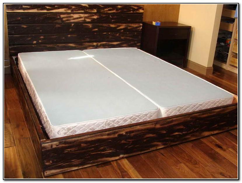 Diy Platform Bed Frame Full