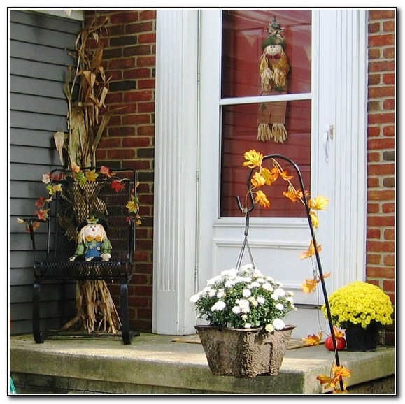 Front Porch Ideas For Spring