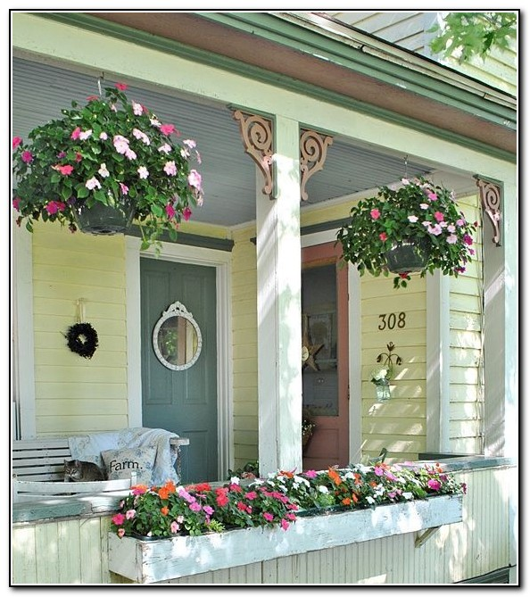 Front Porch Ideas For Summer