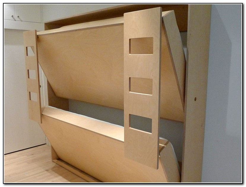 Full Size Murphy Bed Frame
