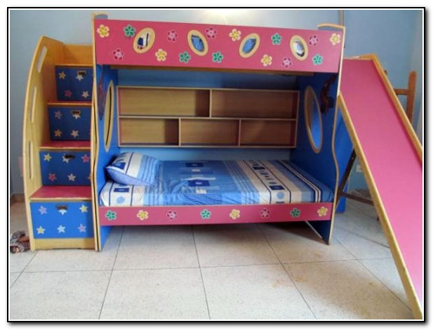 Gate For Bunk Bed Stairs