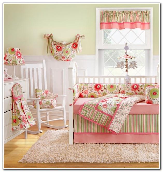 Girl Baby Bedding Sets