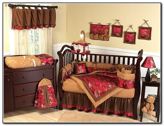Girl Baby Bedding Unique