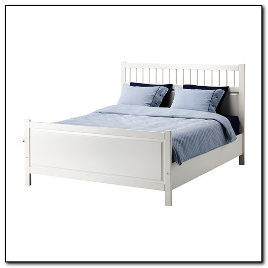 Hemnes Bed Frame With Box Spring