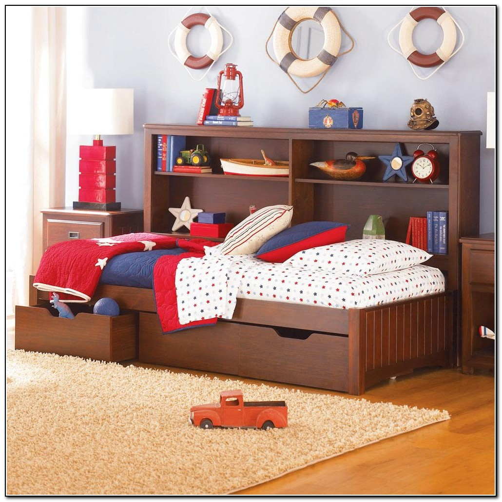 Kids Beds With Storage Canada