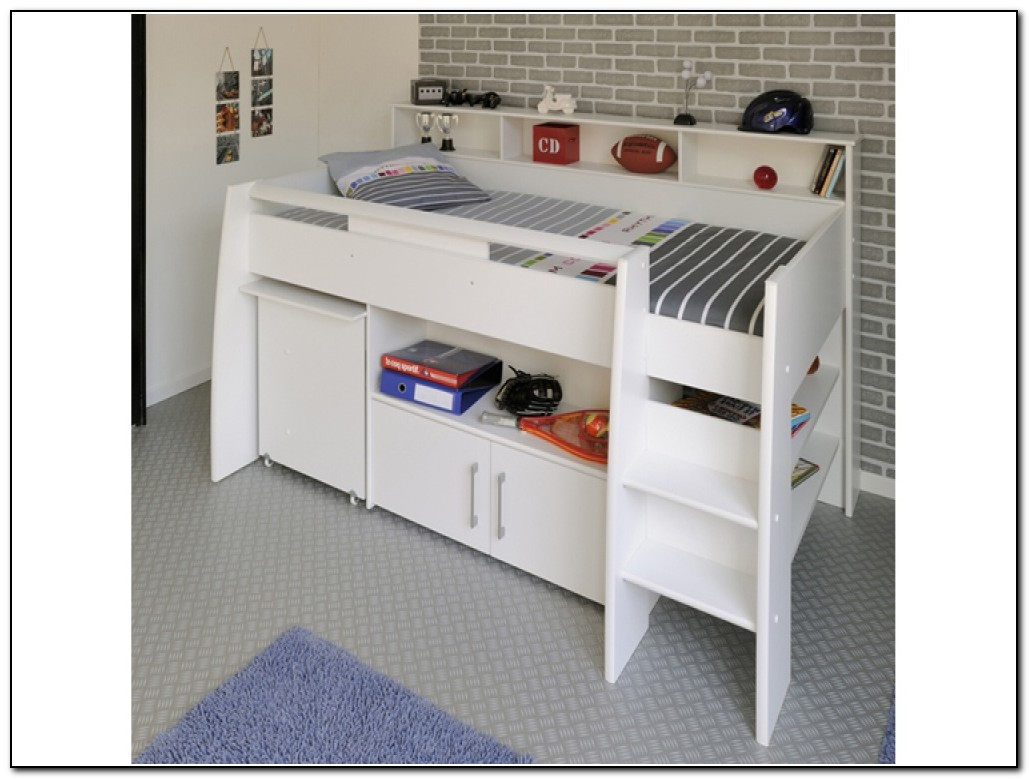 Kids Beds With Storage Drawers