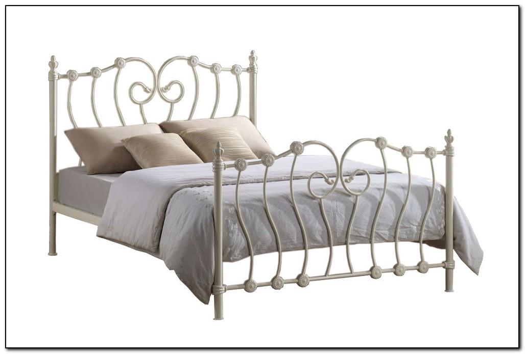 King Size Metal Bed Frame Assembly