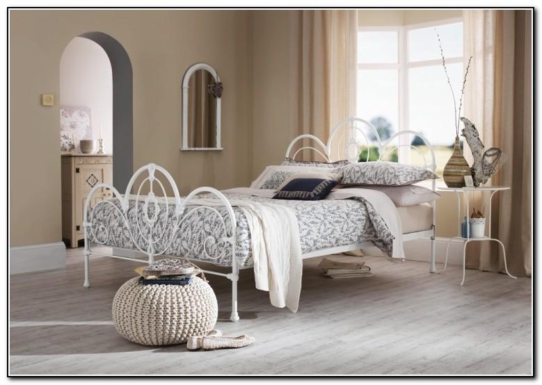 King Size Metal Bed Frame Instructions
