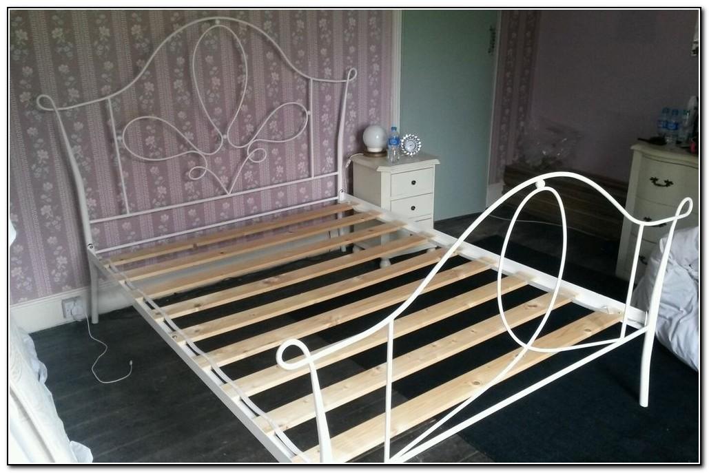 King Size Metal Bed Frame Parts