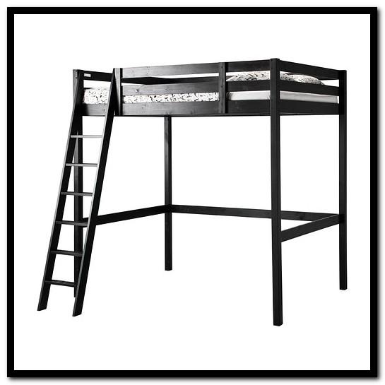 Loft Bed Frame Ikea