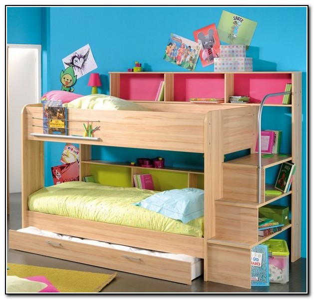 Loft Beds With Stairs Canada