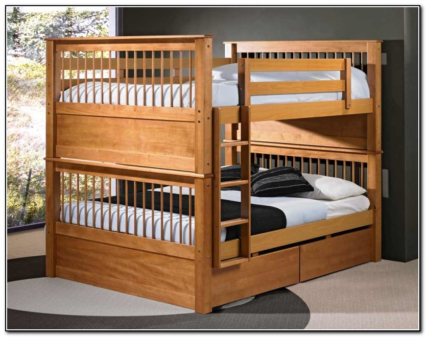 Loft Beds With Stairs For Adults