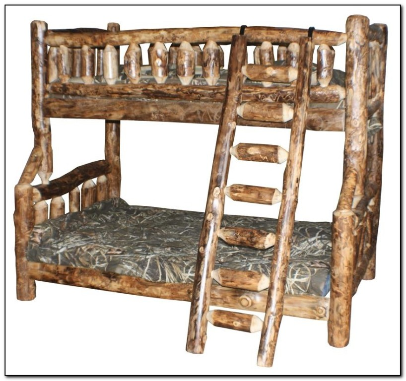Log Bunk Beds For Sale