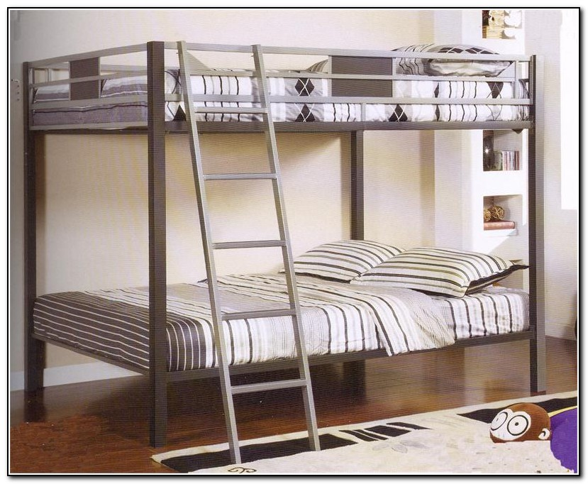 Metal Bunk Beds Full Over Full
