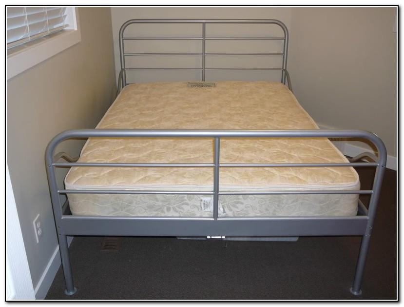 Metal Frame Bed Ikea