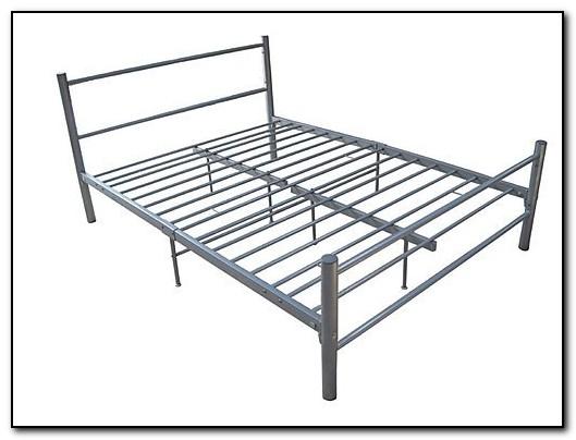 Metal Frame Bed Queen