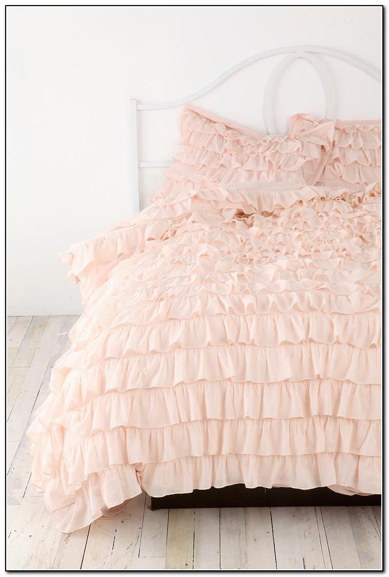 Pink Ruffle Bedding Target