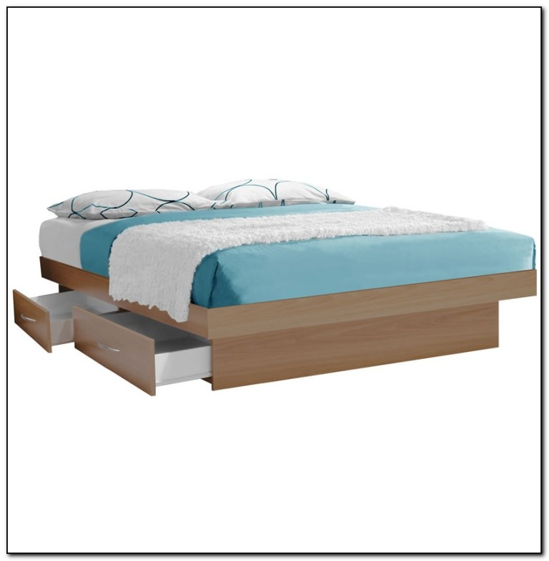 Platform Beds With Drawers Ikea