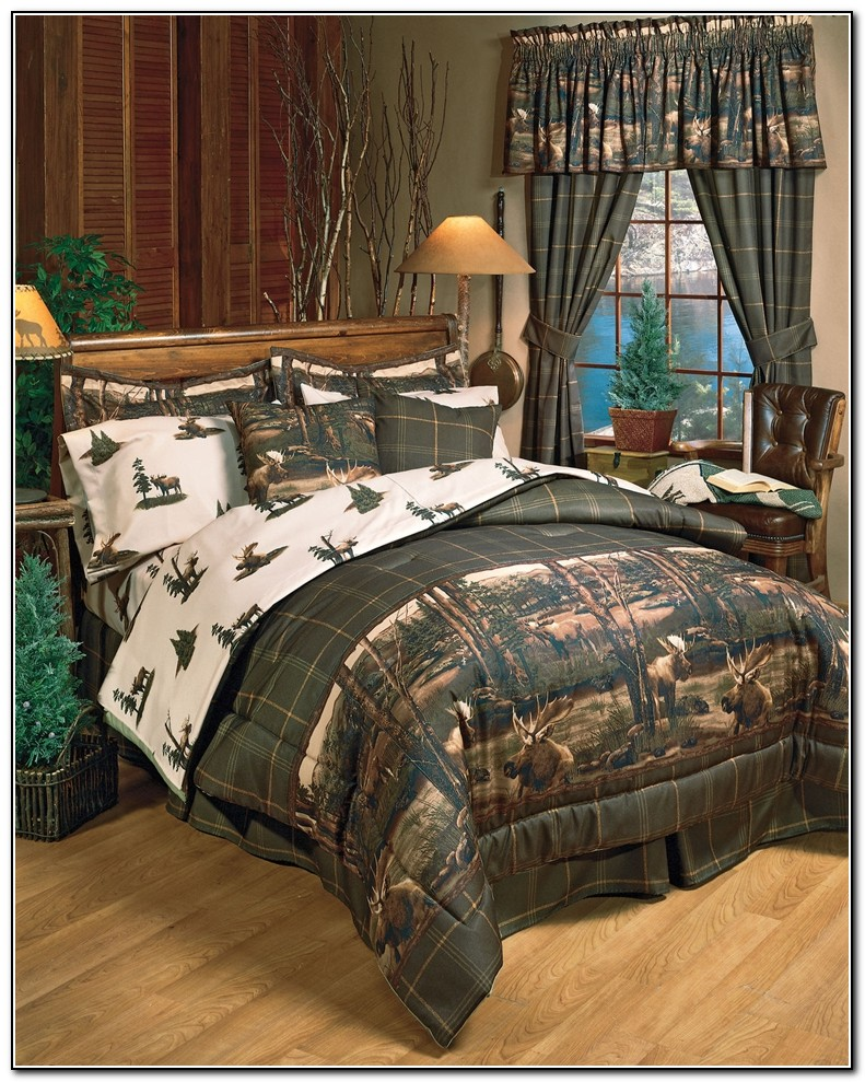 Rustic Bedding Sets King Size