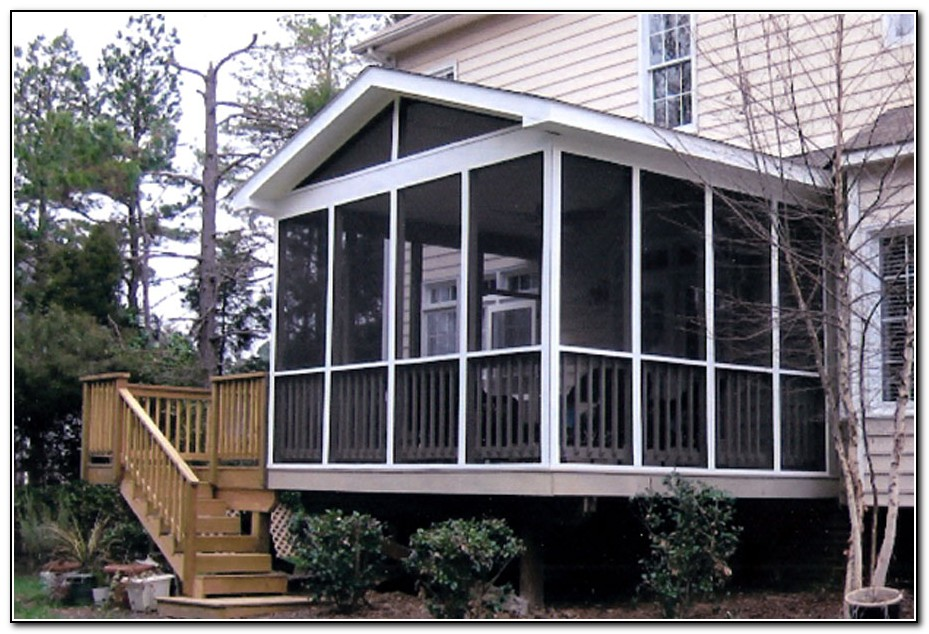 Screen Porch Ideas Photos