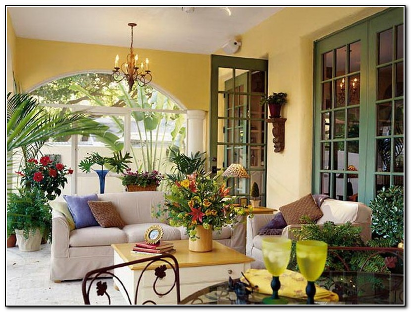Screened Porch Decorating Ideas