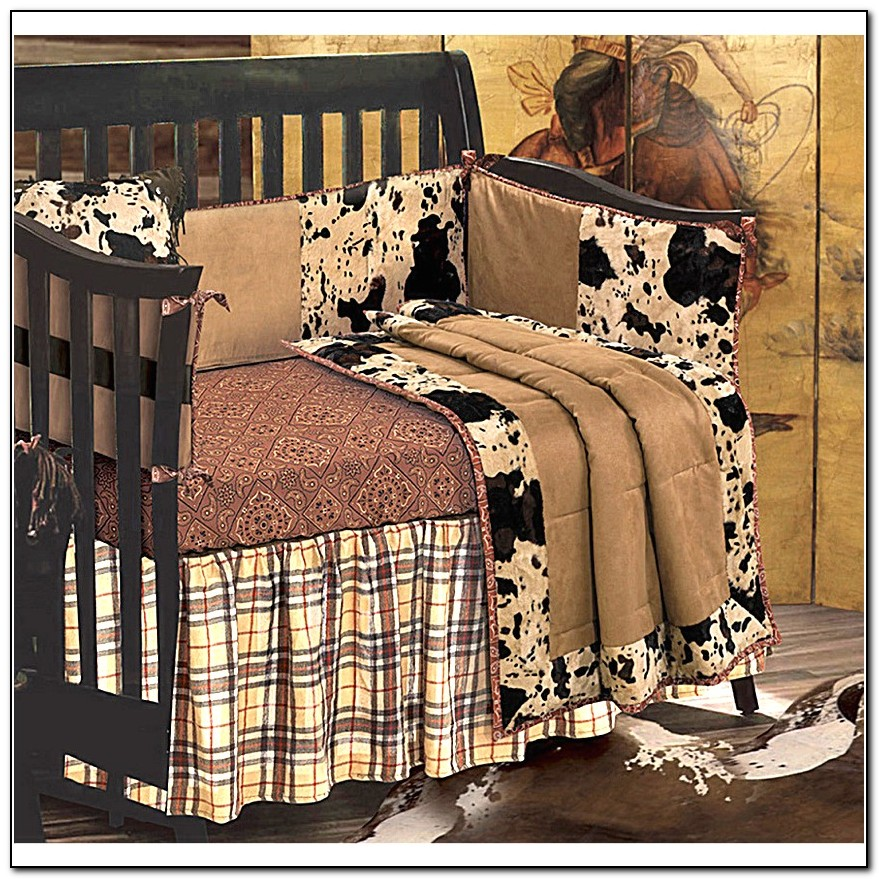 South Western Baby Bedding