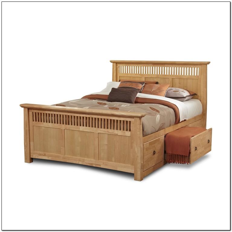 Storage Beds Queen Size