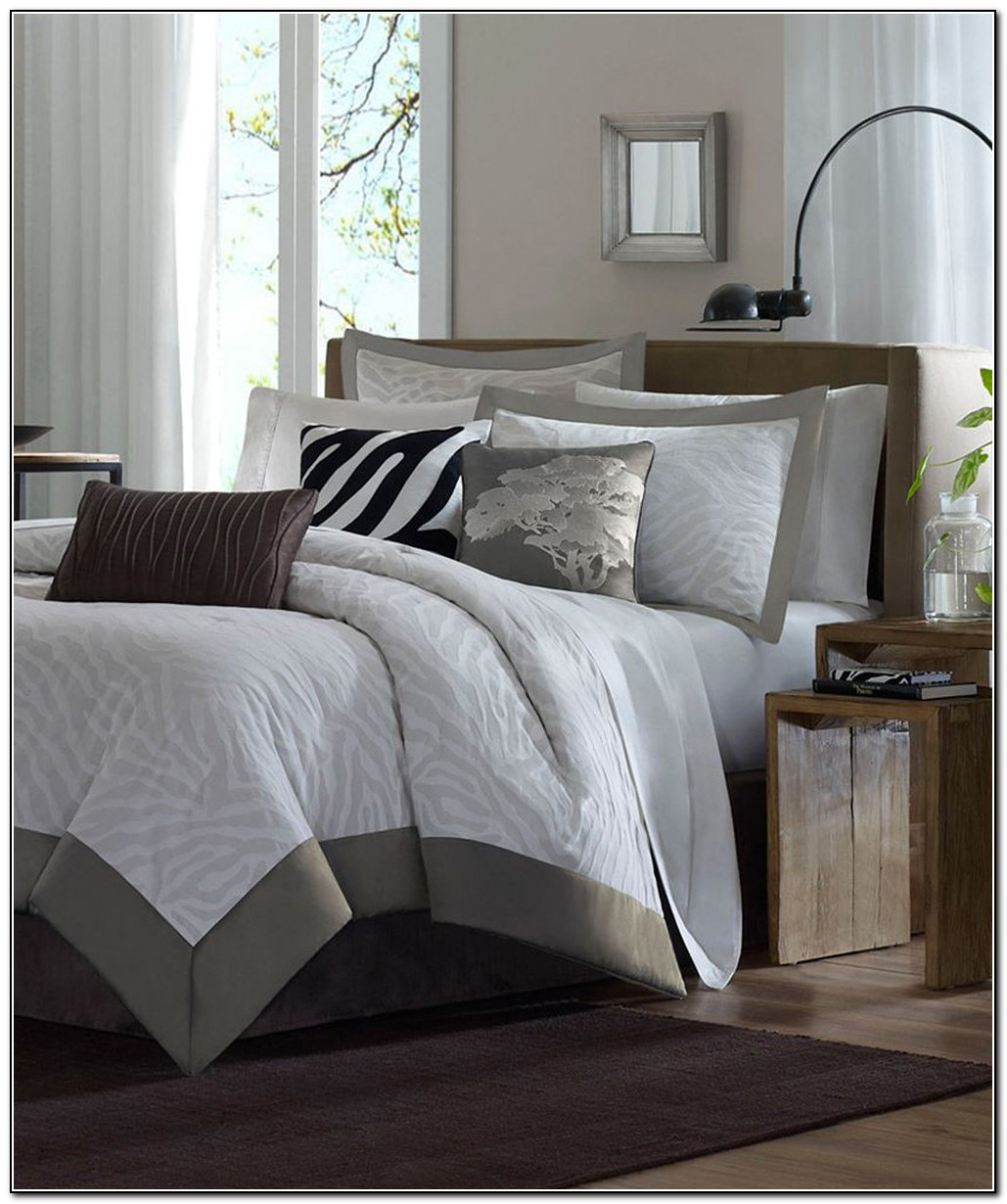 Teal And Gray Bedding Sets