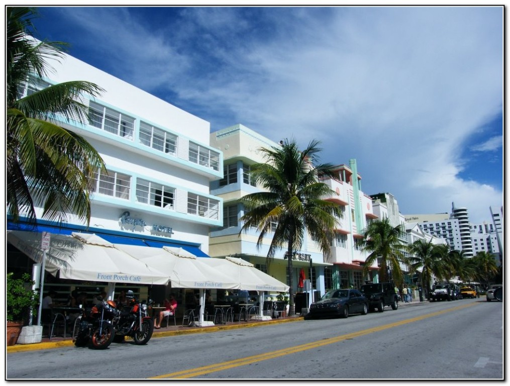 The Front Porch Cafe Miami Beach Fl