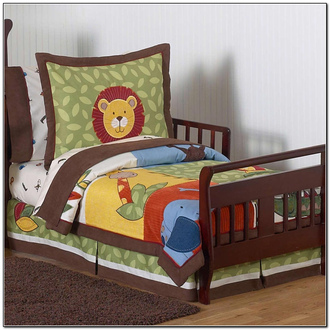 Toddler Bedding For Boys