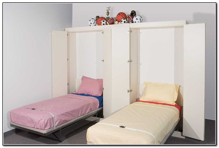 Twin Murphy Beds Wall Beds