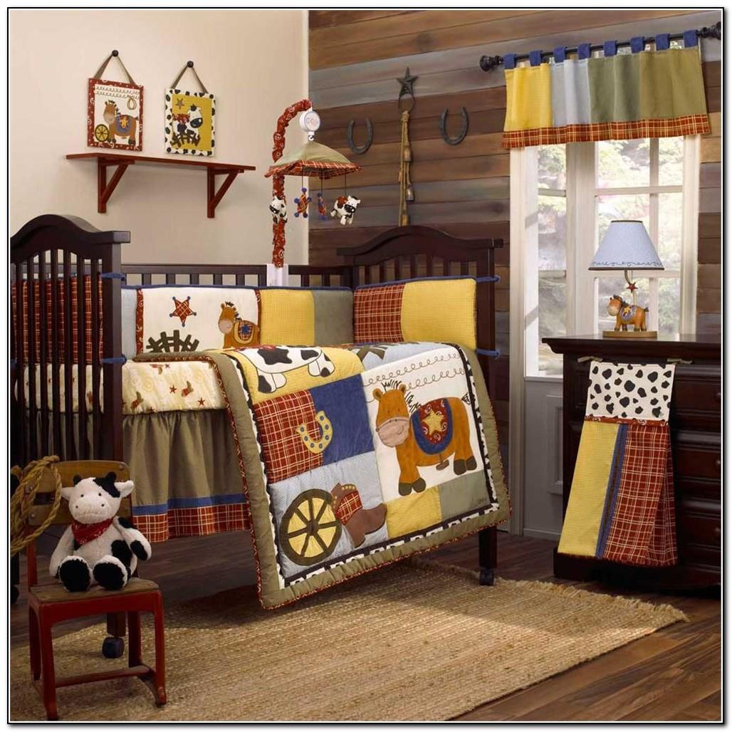 Western Baby Bedding Crib Sets