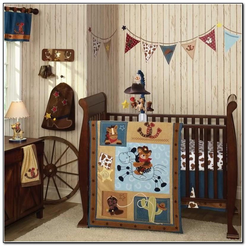 Western Baby Bedding For Boys
