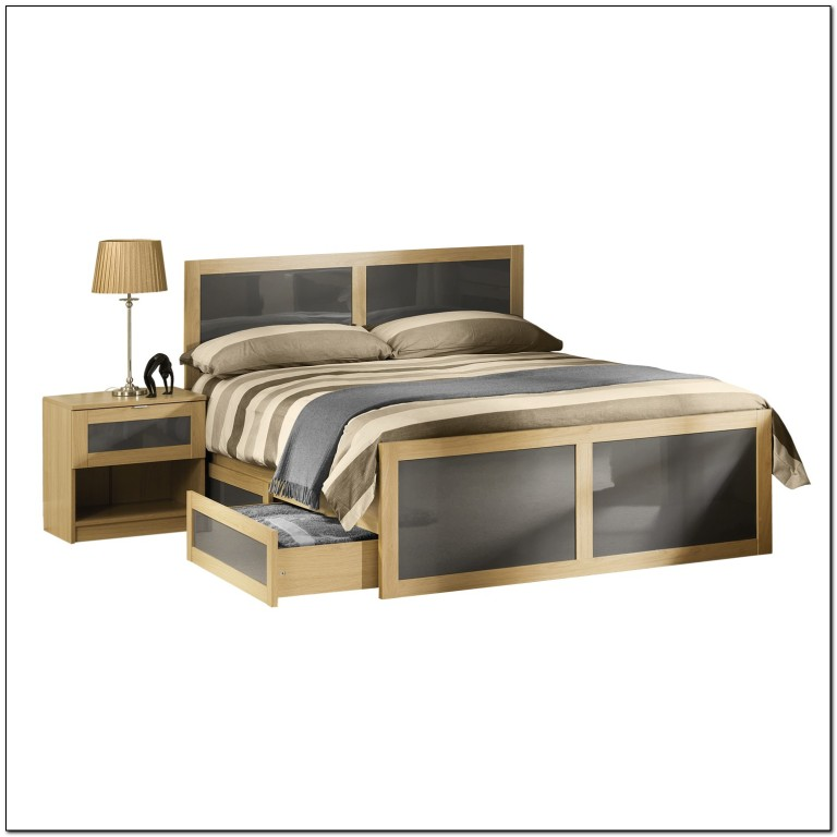 Wooden Bed Frame Ideas