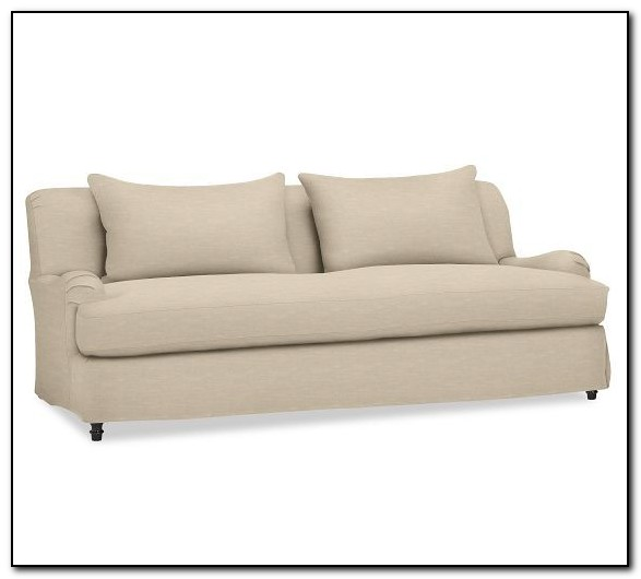 Carlisle Pottery Barn Sofa