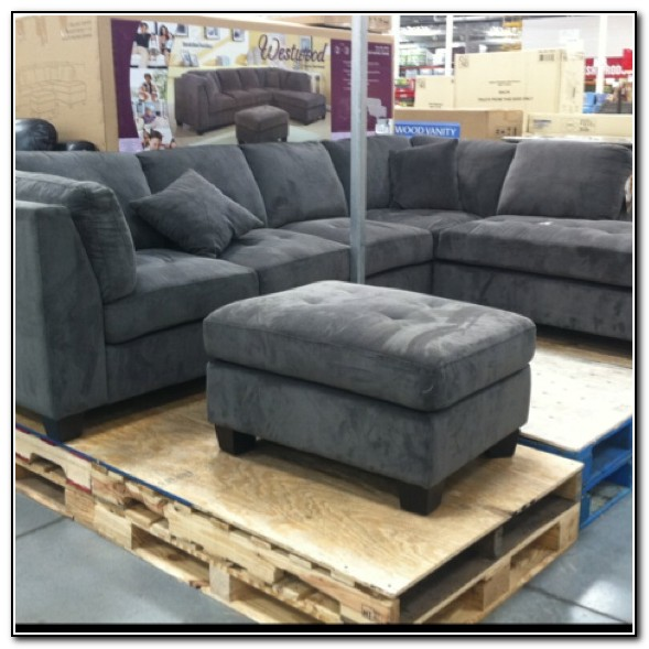 Gray Sectional Sofa Costco