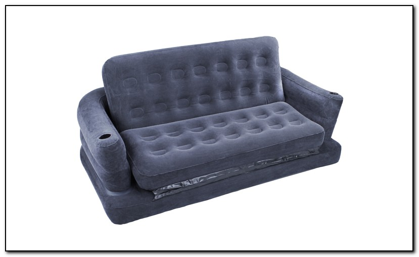 Intex Queen Sleeper Sofa