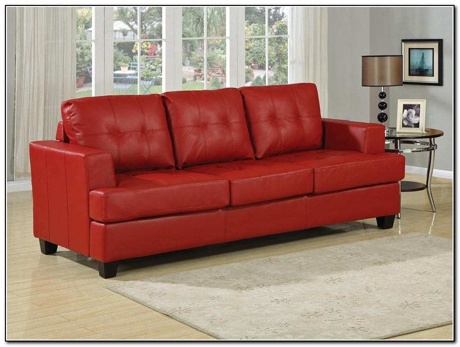 Leather Sofa Bed Ikea