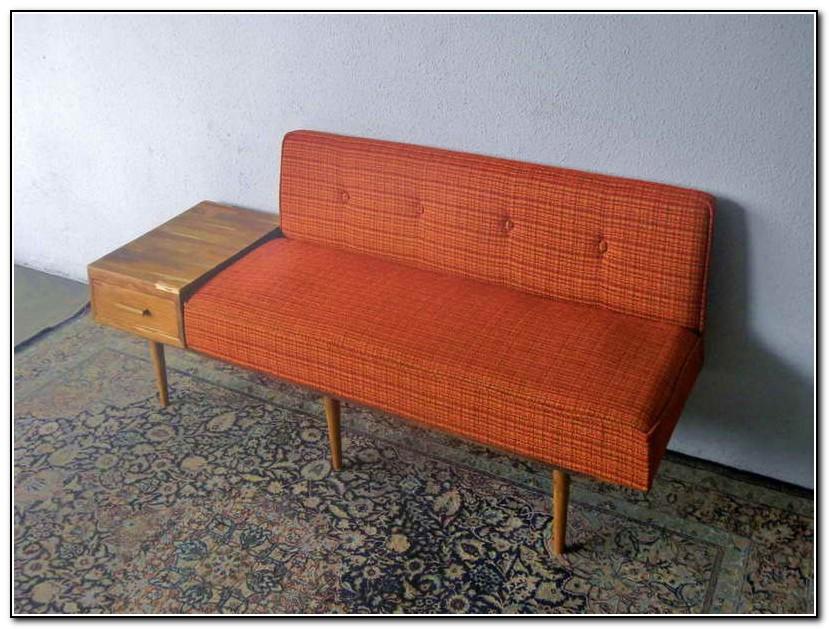 Mid Century Modern Sofa Table