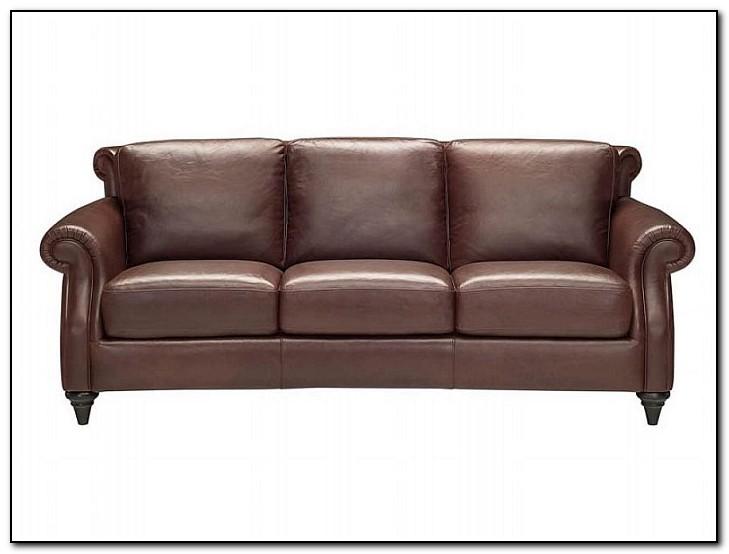 Salotti Natuzzi Leather Sofas