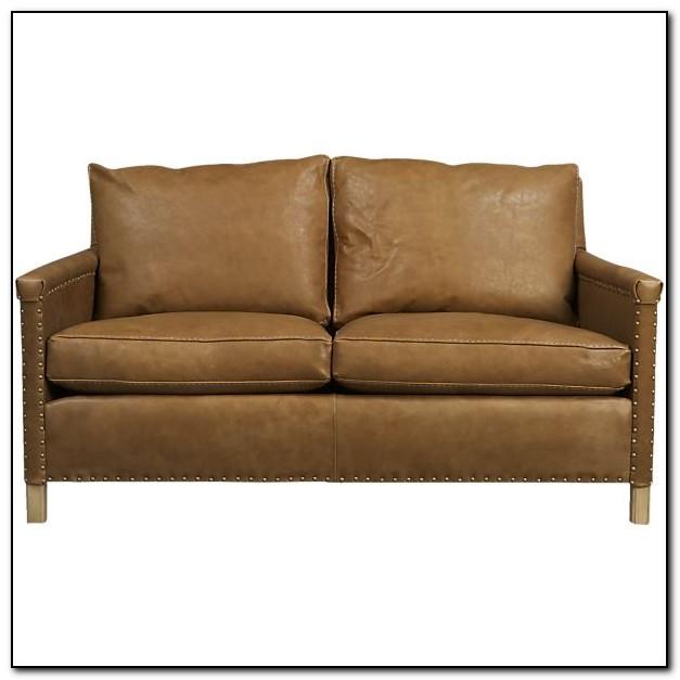 Apartment Size Sofa Leather