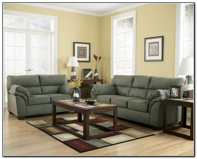 Ashley Furniture Sofa Set