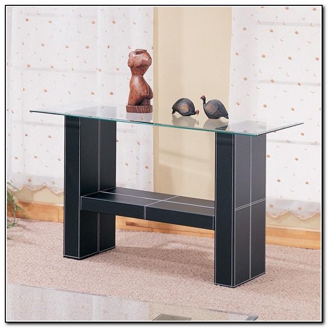 Black Sofa Table Walmart