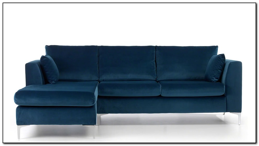 Blue Velvet Sofa Uk