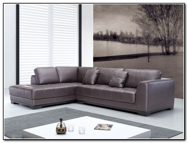 Contemporary Sectional Sofas For Small Spaces