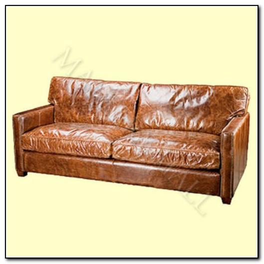 Distressed Leather Sofa Australia