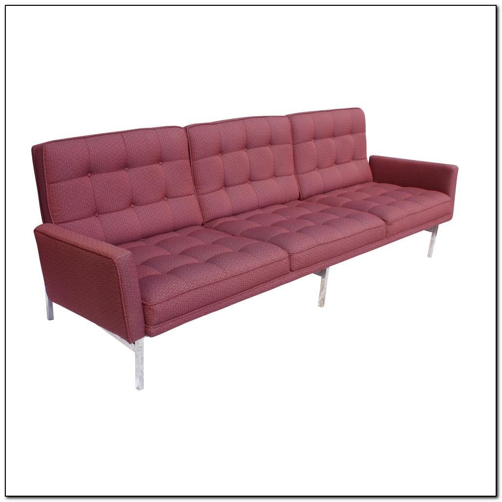 Florence Knoll Sofa Comfortable