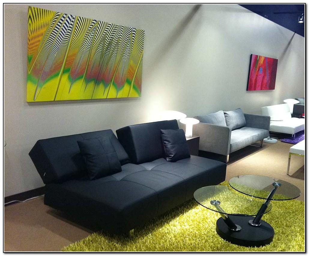Full Size Sleeper Sofa Leather