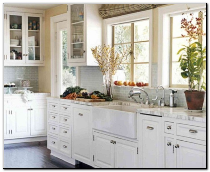 Home Depot Kitchen Cabinets White