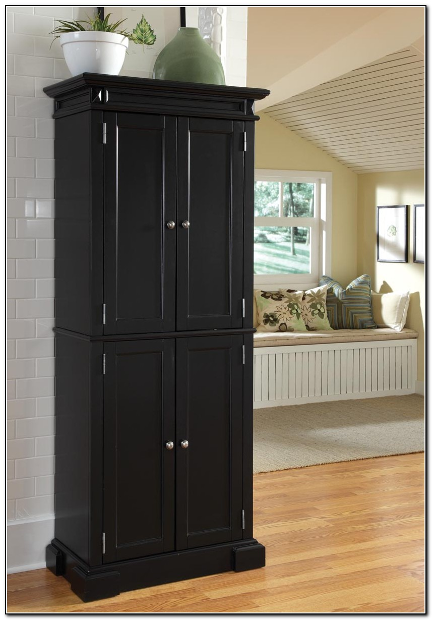 Kitchen Pantry Cabinet Plans